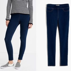 Madewell The Anywhere Jean PullOn Jegging Size 24